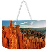 Thor's Hammer Bryce Canyon National Park Weekender Tote Bag