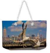Those Jersey Gulls  Weekender Tote Bag