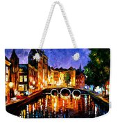 Thoughtful Amsterdam Weekender Tote Bag