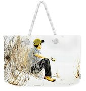 Thoughtful Youth 6 Weekender Tote Bag