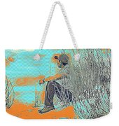 Thoughtful Youth 7 Weekender Tote Bag