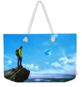 Thoughtful Youth 8 Weekender Tote Bag