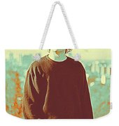Thoughtful Youth 9 Weekender Tote Bag