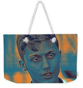 Thoughtful Youth Series 27 Weekender Tote Bag
