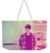 Thoughtful Youth Series 28 Weekender Tote Bag