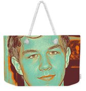 Thoughtful Youth Series 32 Weekender Tote Bag