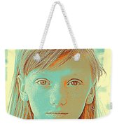 Thoughtful Youth Series 33 Weekender Tote Bag