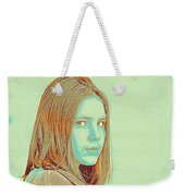 Thoughtful Youth Series 34 Weekender Tote Bag
