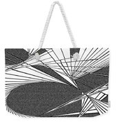 Thoughts Churning Weekender Tote Bag