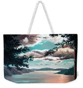 Thousand Island Sunset Weekender Tote Bag