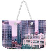 Thousands Of Windows On The Harbor Weekender Tote Bag