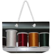 Thread On A Sill Weekender Tote Bag