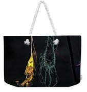 Threads Weekender Tote Bag by Doug Gibbons