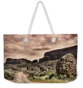 Threatening Skies Weekender Tote Bag