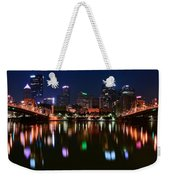 Three A M  Weekender Tote Bag