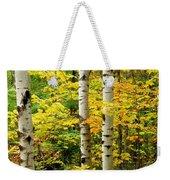 Three Birch Weekender Tote Bag