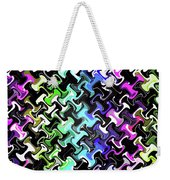 Three-d Dimensional Abstract Design Weekender Tote Bag