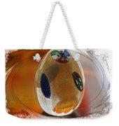 Three Fiori Murano Weekender Tote Bag