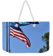 Three Flags Weekender Tote Bag
