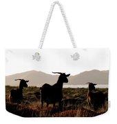 Three Goats Weekender Tote Bag