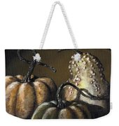 Three Gourds Weekender Tote Bag