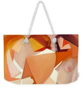 Three Graces Weekender Tote Bag