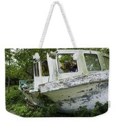 Three Hour Tour - In Color Weekender Tote Bag