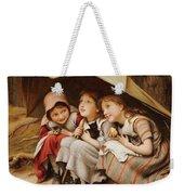 Three Little Kittens Weekender Tote Bag