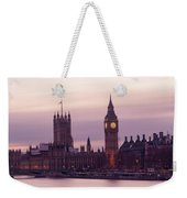 Three Minutes After Sunset Weekender Tote Bag