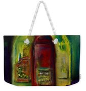 Three More Bottles Of Wine Weekender Tote Bag