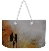Three Of Us  Weekender Tote Bag