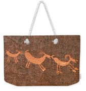 Three Playful Sheep Weekender Tote Bag