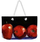 Three Reds Weekender Tote Bag