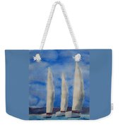Three Sails Weekender Tote Bag