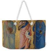 Three Saints Weekender Tote Bag