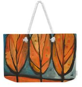Three Sisters Fall Weekender Tote Bag