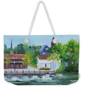 Three Spires Weekender Tote Bag