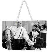Three Stooges: Film Still Weekender Tote Bag by Granger