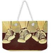 Three Stooges Weekender Tote Bag