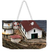 Three Story Climb Weekender Tote Bag