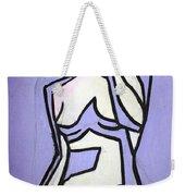Three Weekender Tote Bag by Thomas Valentine