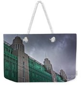Three Towers In Tallinn Weekender Tote Bag