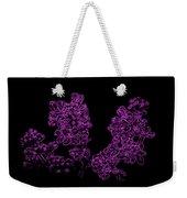 Three Very Purple Lilacs Weekender Tote Bag