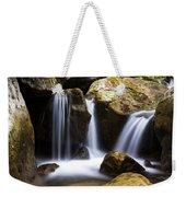 Three Waterfalls Weekender Tote Bag