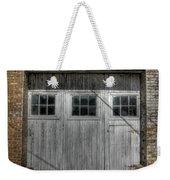 Three Windows Make A Door Weekender Tote Bag