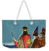 Three Wise Men Weekender Tote Bag by English School