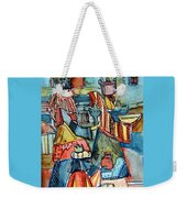 Three Wise Men Weekender Tote Bag