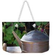 Thrift Store Teapot Weekender Tote Bag
