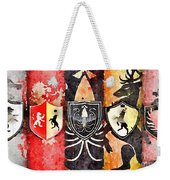 Thrones Weekender Tote Bag