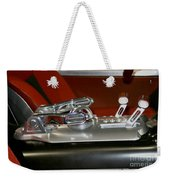 Throttle Up Weekender Tote Bag